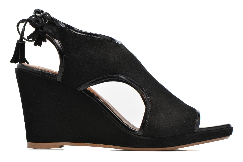 Sandaler Made by SARENZA Frida Banana #9 Sort detaljeret billede af skoene