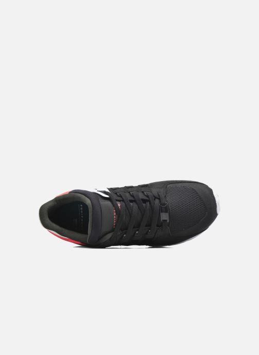 huge discount 5fe9c 441d6 Sneakers Adidas Originals Eqt Support J Sort se fra venstre