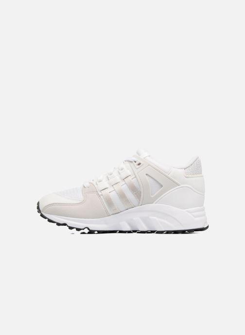 Sneakers adidas originals Eqt Support J Wit voorkant