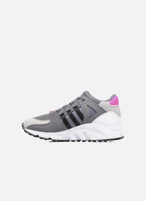 Sneakers adidas originals Eqt Support J Wit voorkant