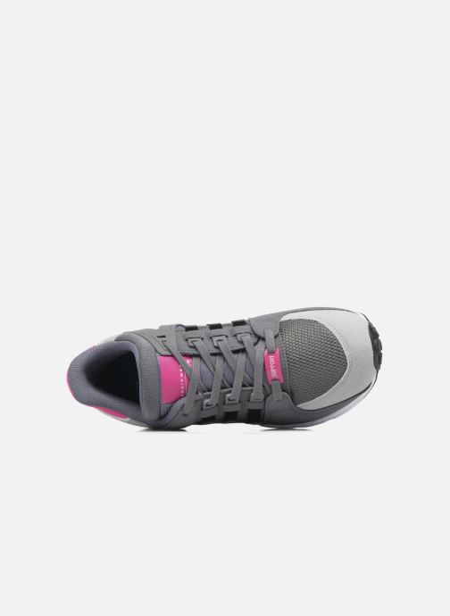 Sneakers adidas originals Eqt Support J Wit links