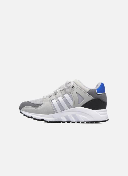 Trainers Adidas Originals Eqt Support J Blue front view