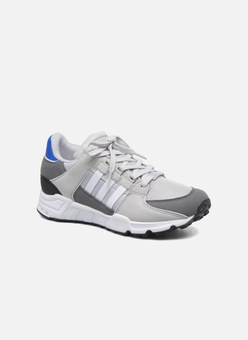 Trainers Adidas Originals Eqt Support J Blue detailed view/ Pair view
