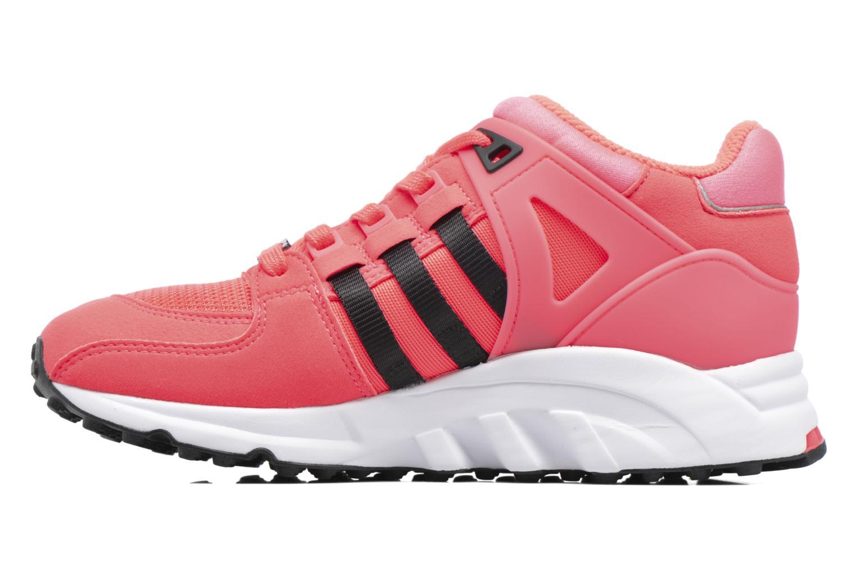 Baskets Adidas Originals Eqt Support J Rose vue face
