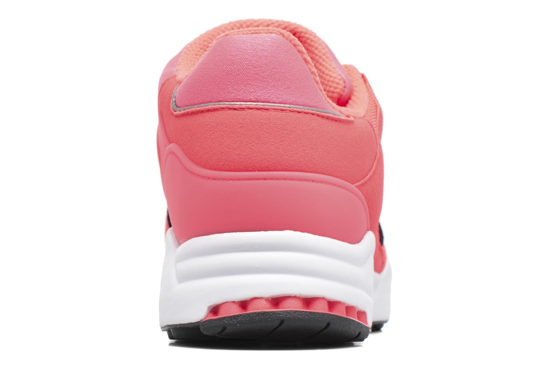 Baskets Adidas Originals Eqt Support J Rose vue droite