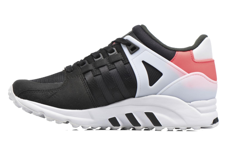 Sneakers Adidas Originals Eqt Support J Nero immagine frontale