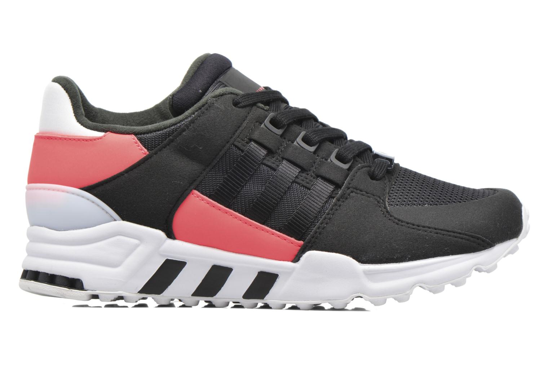 Sneakers Adidas Originals Eqt Support J Nero immagine posteriore