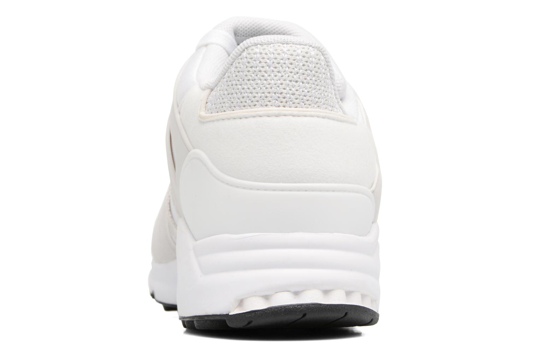 Baskets Adidas Originals Eqt Support J Blanc vue droite