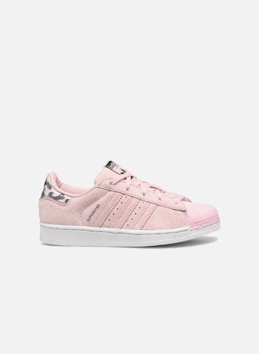 Sneakers adidas originals Superstar C Roze achterkant