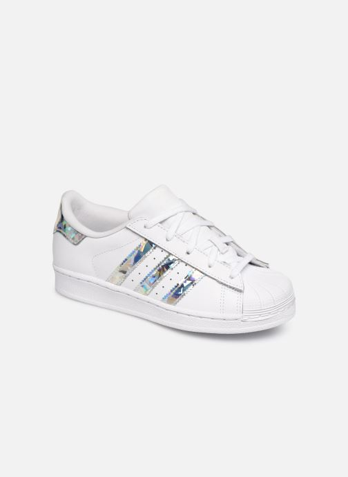 Sneakers adidas originals Superstar C Wit detail