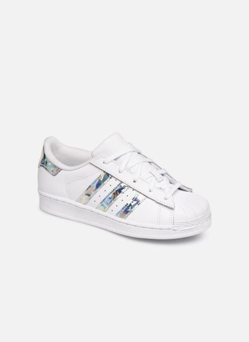 7ce28d3c714 adidas originals Superstar C (Blanc) - Baskets chez Sarenza (353516)