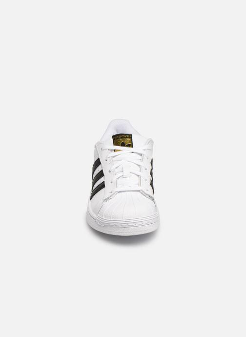 Sneakers adidas originals Superstar C Vit bild av skorna på