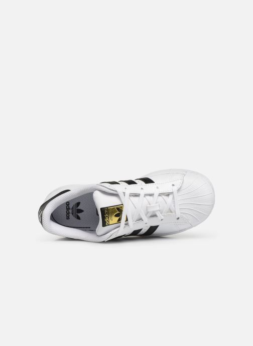 Sneakers adidas originals Superstar C Wit links