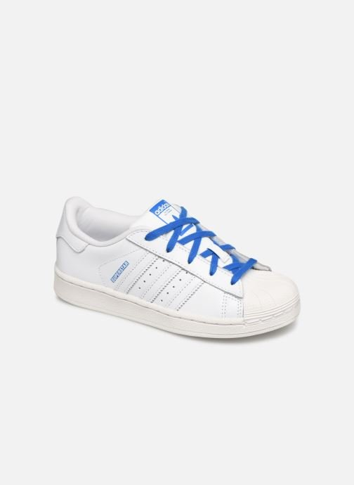 Sneakers adidas originals Superstar C Wit detail