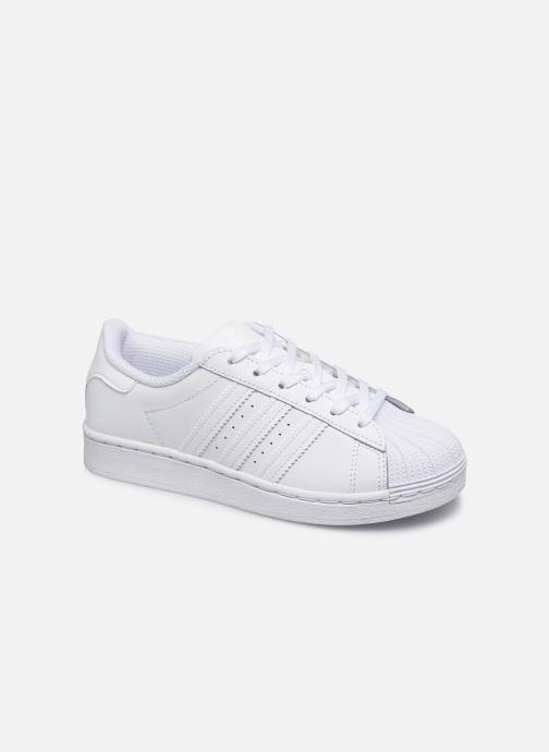 Sneakers adidas originals Superstar C Bianco vedi dettaglio/paio