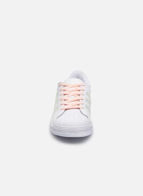 Sneakers adidas originals Superstar C Wit model