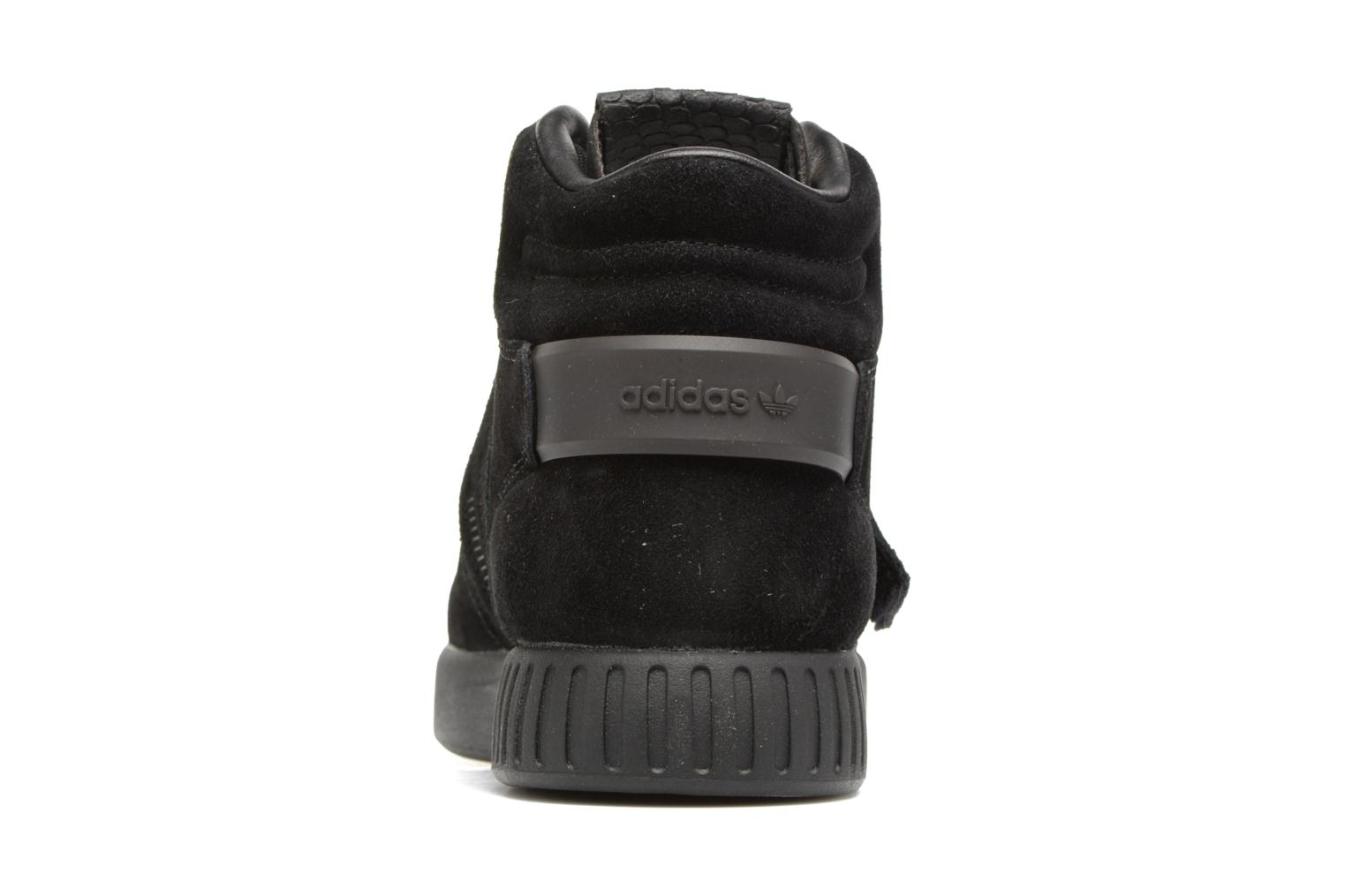 Sneakers Adidas Originals Tubular Invader Strap J Nero immagine destra