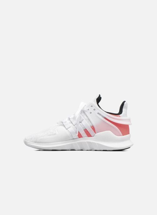 Sneakers adidas originals Eqt Support Adv J Wit voorkant