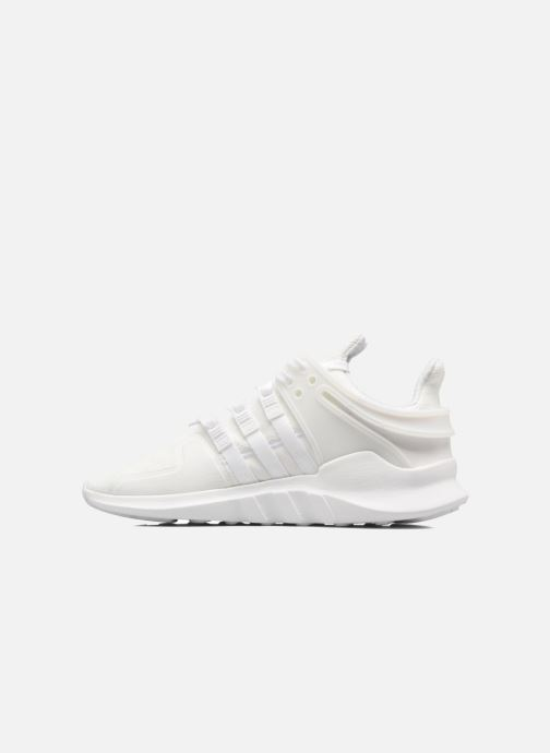 Trainers adidas originals Eqt Support Adv J White front view