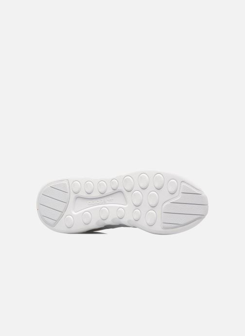 Trainers adidas originals Eqt Support Adv J White view from above