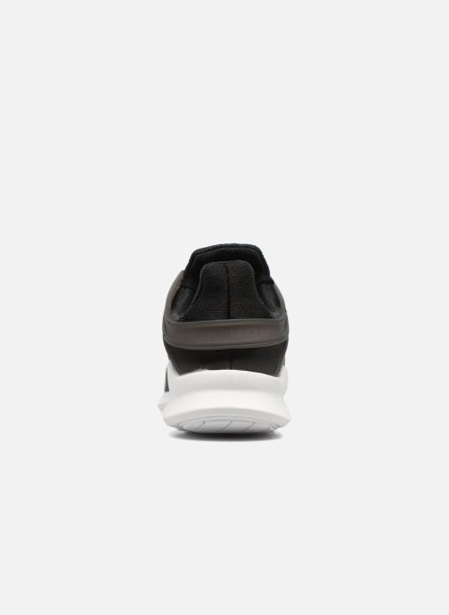 Trainers adidas originals Eqt Support Adv J Black view from the right