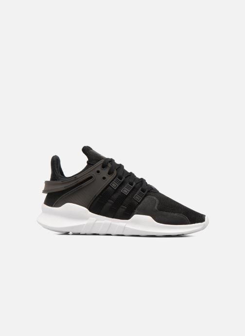 Sneaker Adidas Originals Eqt Support Adv J schwarz ansicht von hinten