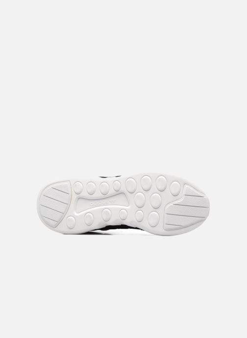 Sneaker adidas originals Eqt Support Adv J schwarz ansicht von oben