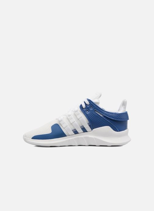 Trainers adidas originals Eqt Support Adv J Blue front view