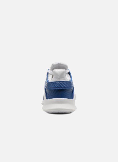 Trainers adidas originals Eqt Support Adv J Blue view from the right