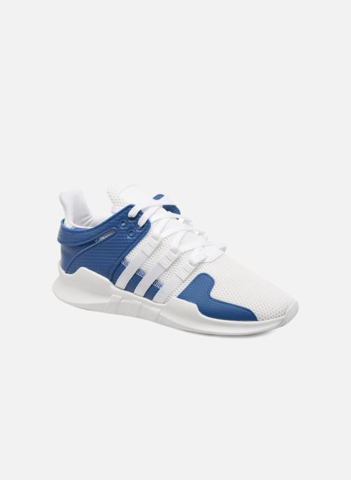 Trainers Adidas Originals Eqt Support Adv J Blue detailed view/ Pair view