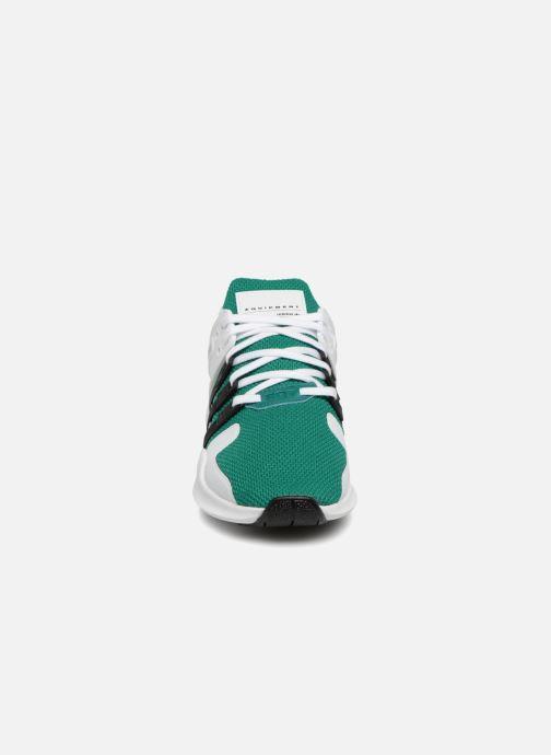 Sneaker Adidas Originals Eqt Support Adv J grün schuhe getragen