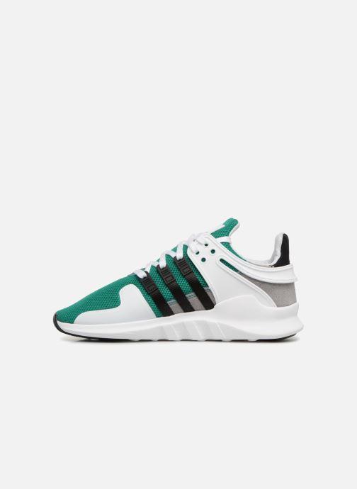 Sneaker Adidas Originals Eqt Support Adv J grün ansicht von vorne