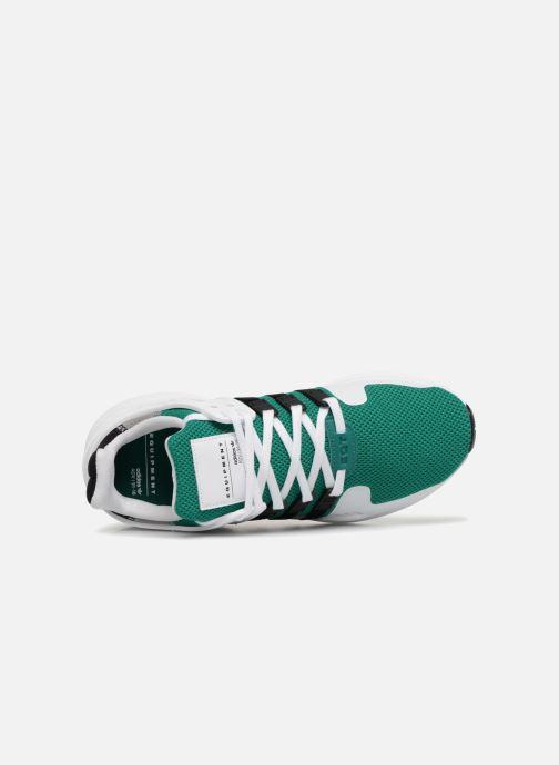 Sneaker Adidas Originals Eqt Support Adv J grün ansicht von links
