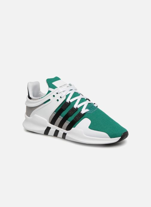Sneaker Adidas Originals Eqt Support Adv J grün detaillierte ansicht/modell