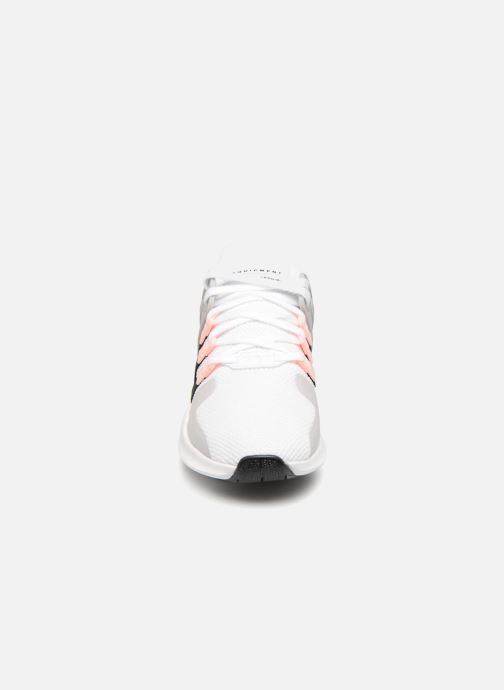 Sneaker adidas originals Eqt Support Adv J weiß schuhe getragen
