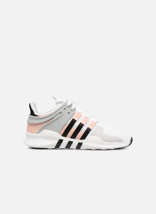 Sneaker adidas originals Eqt Support Adv J weiß ansicht von hinten