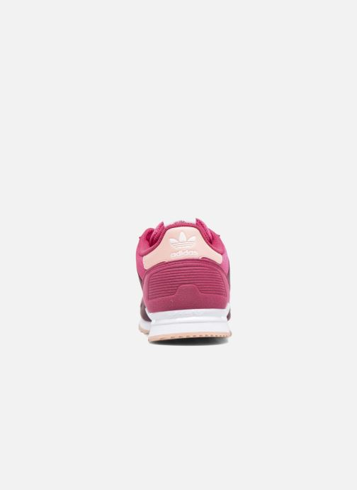 Trainers adidas originals Zx 700 J Pink view from the right
