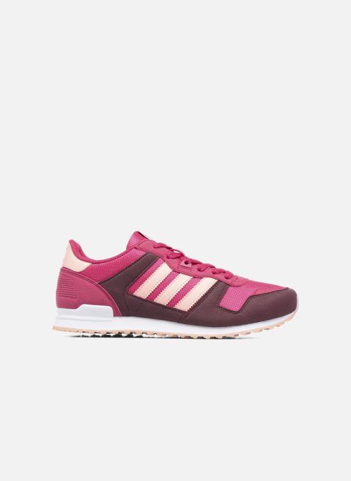 Trainers adidas originals Zx 700 J Pink back view