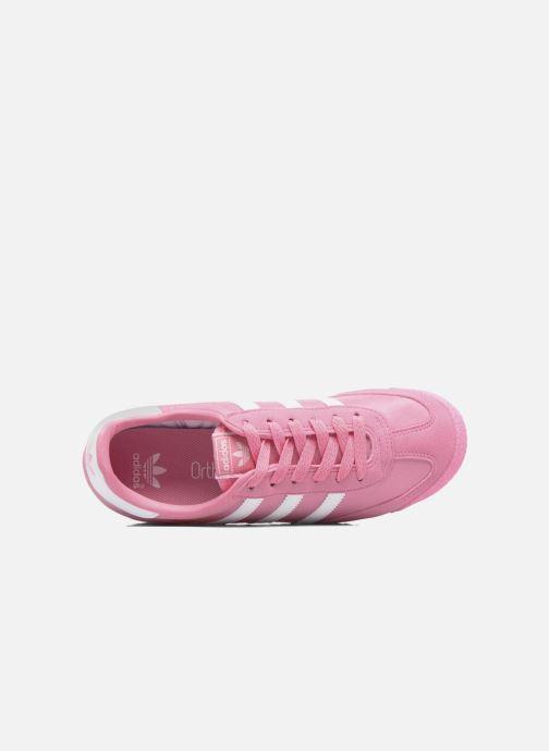 adidas dragon rosa bambina