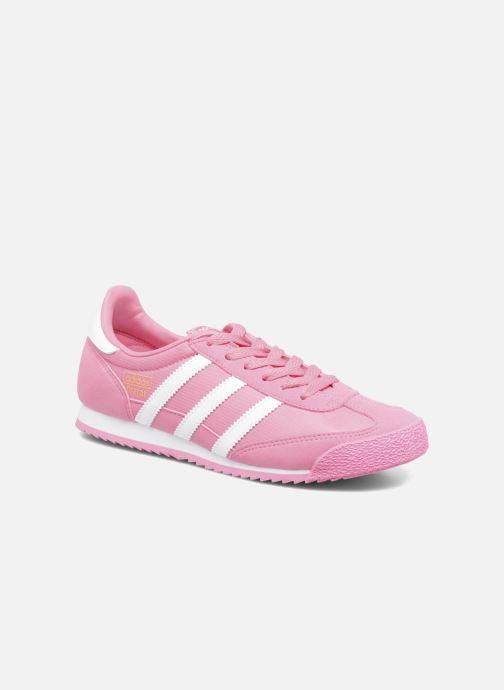 venta diferentemente el mejor adidas originals Dragon Og J (rosa) - Sneaker chez Sarenza ...