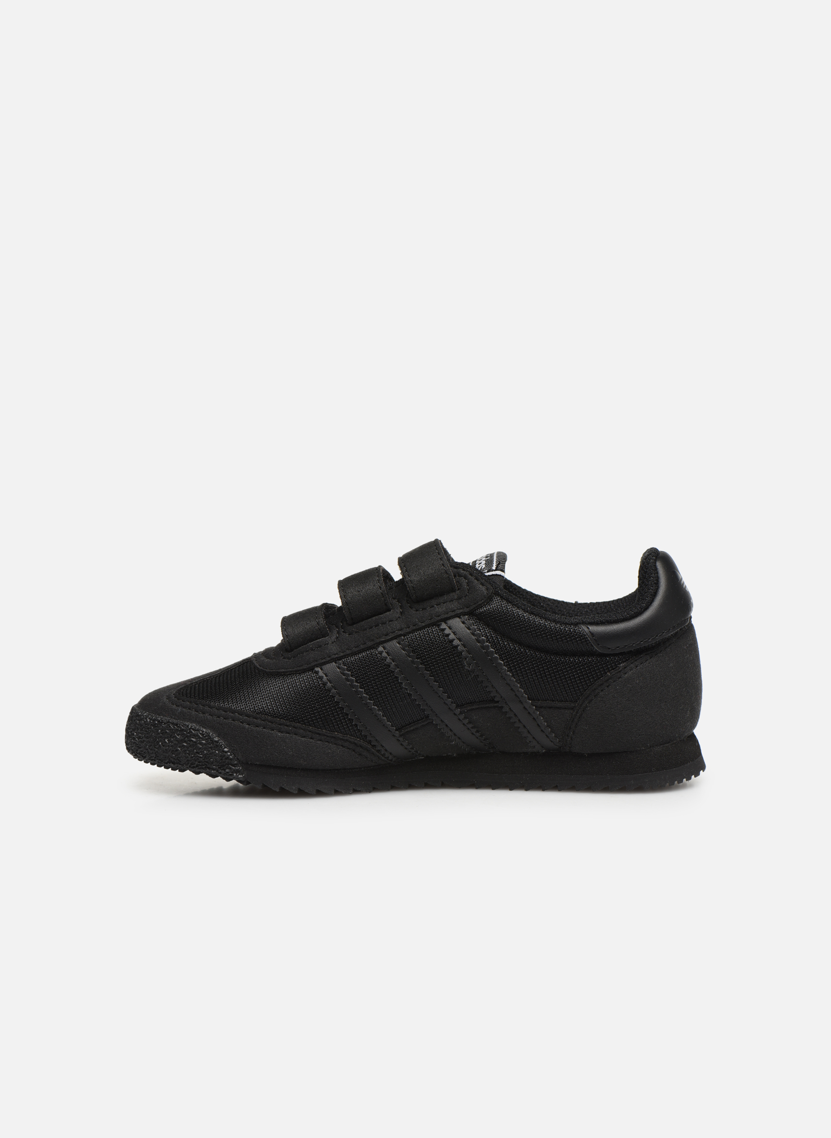 Baskets Adidas Originals Dragon Og Cf C Noir vue face