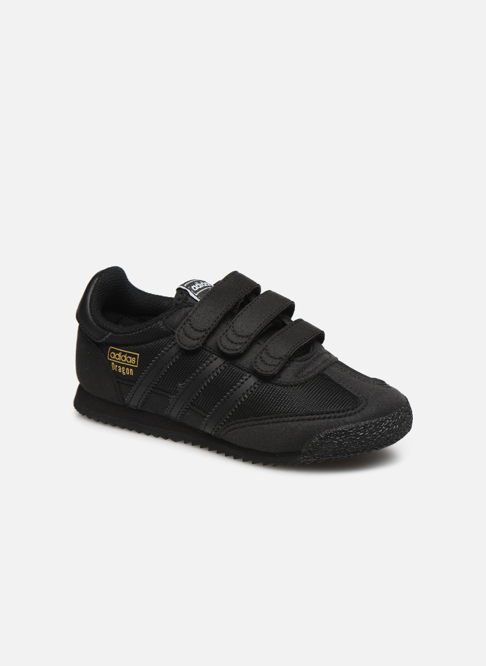Baskets Adidas Originals Dragon Og Cf C Noir vue détail/paire
