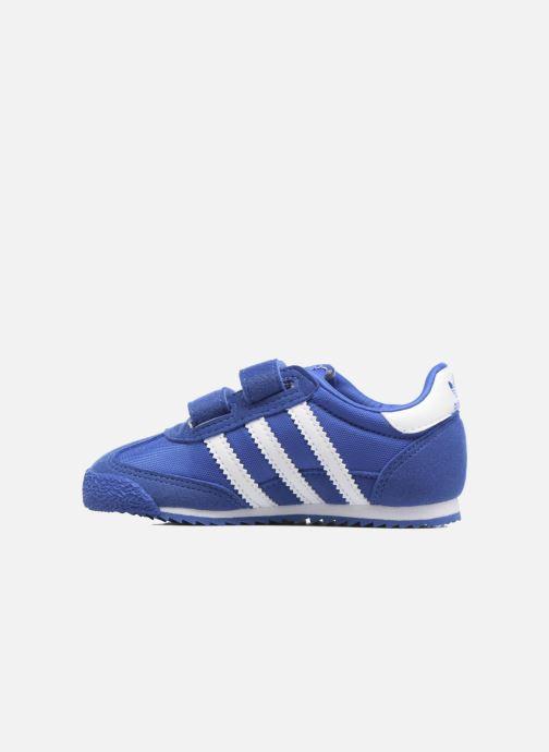 Sneakers adidas originals Dragon Og Cf I Blå se forfra