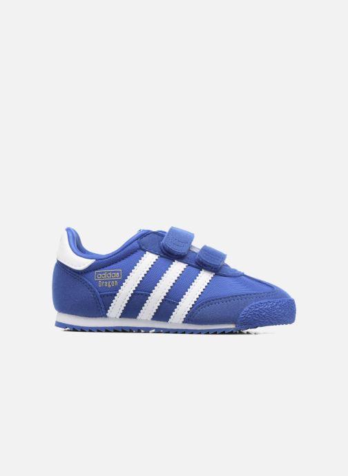 Sneakers adidas originals Dragon Og Cf I Blå se bagfra