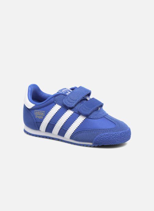 Sneakers adidas originals Dragon Og Cf I Blå detaljeret billede af skoene