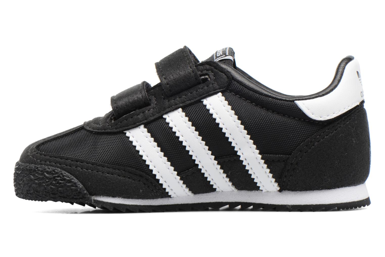 Sneakers Adidas Originals Dragon Og Cf I Nero immagine frontale