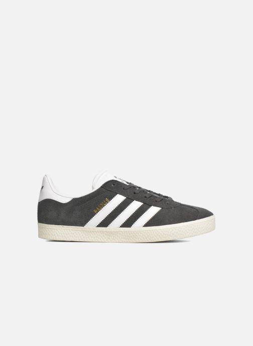 Sneakers adidas originals Gazelle J Grigio immagine posteriore