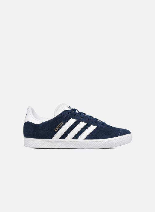 Sneakers adidas originals Gazelle J Blauw achterkant