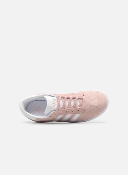 Sneakers adidas originals Gazelle J Roze links