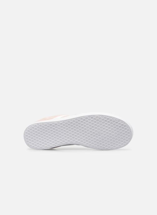 Sneakers adidas originals Gazelle J Roze boven